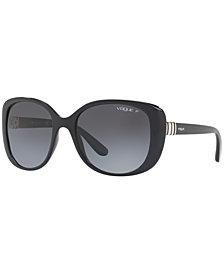 Vogue Eyewear Polarized Sunglasses, VO5155S