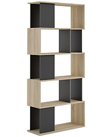 Fresno Bookcase, Quick Ship
