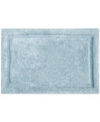 "Asheville Series 21"" x 34"" Organic Cotton Bath Rug"