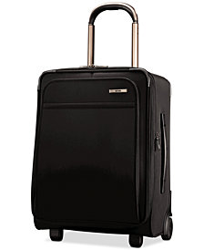 CLOSEOUT! Hartmann Metropolitan Domestic Carry-On Expandable Wheeled Suitcase