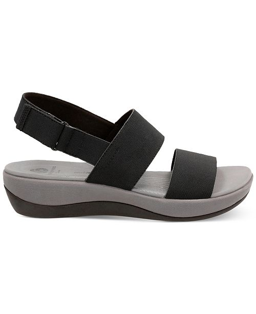 1bf429a11975 Clarks Collection Women s Arla Jacory Flat Sandals   Reviews ...