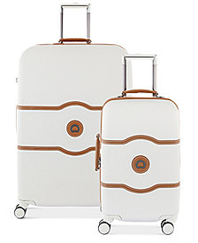 Delsey Chatelet Plus Hardside Spinner Luggage