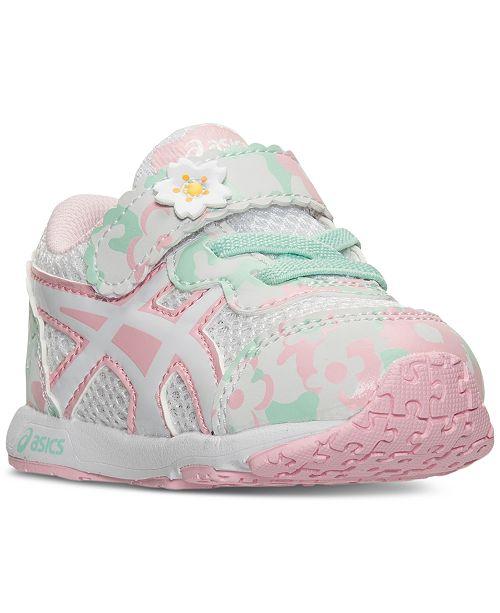 c29137e4b47 ... Asics Toddler Girls  School Yard Running Sneakers from Finish Line ...
