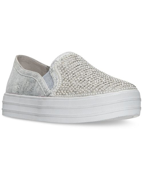 8f1f55cc7e59 ... Skechers Women s OG 97 Double Up - Shiny Dancer Slip-On Casual Shoes  from Finish ...