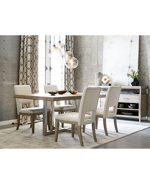 Macys Furniture Columbus Ohio: Furniture CLOSEOUT! Altair Dining Furniture Collection