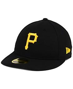 0d1dd0edf4da4 New Era Pittsburgh Pirates Low Profile AC Performance 59FIFTY Cap
