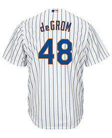 Majestic Men's Jacob deGrom New York Mets Replica Jersey