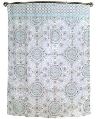 dena camden shower curtain - bathroom accessories - bed & bath