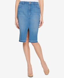 Denim Skirts For Women: Shop Denim Skirts For Women - Macy's