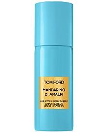 Tom Ford Mandarino di Amalfi All Over Body Spray, 5 oz
