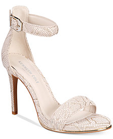 Kenneth Cole New York Women's Brooke Ankle Strap Sandals