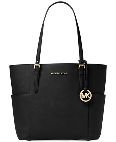 michael michael kors jet set travel large tote handbags. Black Bedroom Furniture Sets. Home Design Ideas