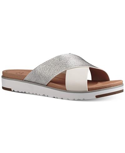 UGG® Kari Slide Flat Sandals