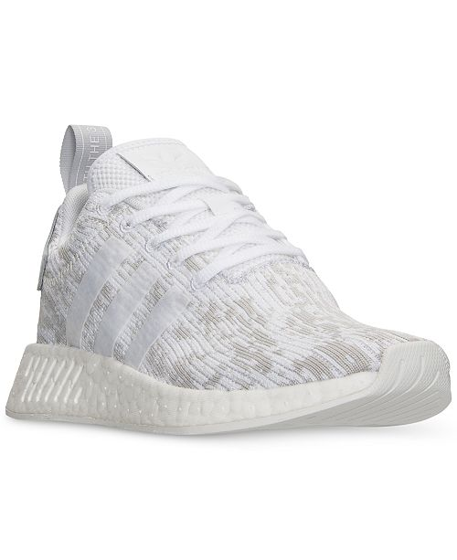 36e5dd117dd0f adidas Women s NMD R2 Casual Sneakers from Finish Line ...