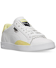 Puma Women's Match Lo Reset Casual Sneakers from Finish Line