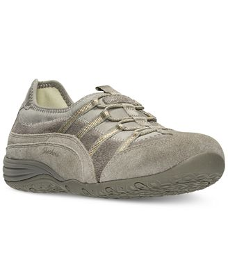 Skechers shoes Relaxed Fit Air Colled Memory Foam Bege Size 6 pre-owned