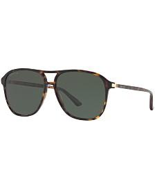 Gucci Polarized Sunglasses, GG0016S