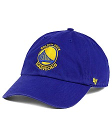 '47 Brand Golden State Warriors Clean Up Cap