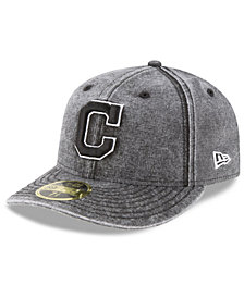 New Era Cleveland Indians 59FIFTY Bro Cap