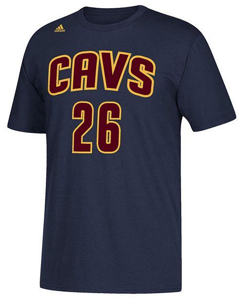 af1c7b79902 adidas Men's Kyle Korver Cleveland Cavaliers Player T-Shirt ...