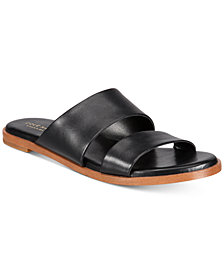 Cole Haan Anica Slide Flat Sandals