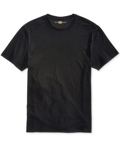Club Room Men's Rib Knit T-Shirt, Created for Macy's