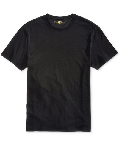 Club Room Men's Rib Knit T-Shirt, Created for Macy's - Men - Macy's