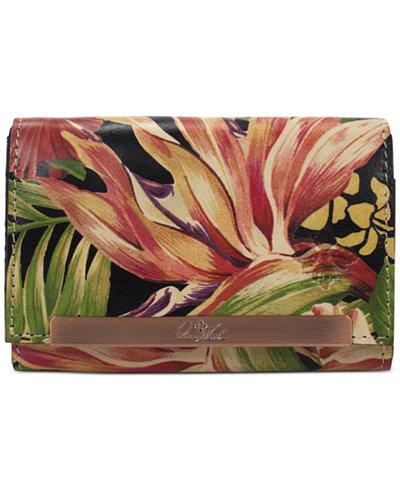 Patricia Nash Heritage Cametti Wallet