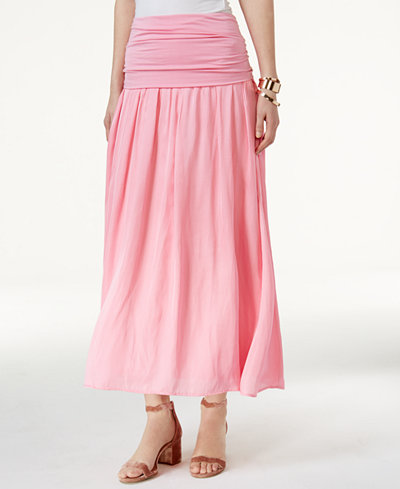 INC International Concepts Petite Convertible Maxi Skirt, Created ...