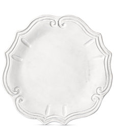 Vietri Incanto Baroque American Dinner Plate