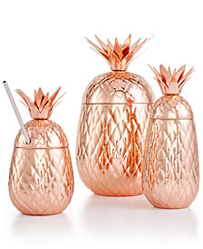 Godinger Copper Pineapple Collection