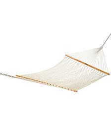 Large Original Cotton Rope Hammock, Quick Ship
