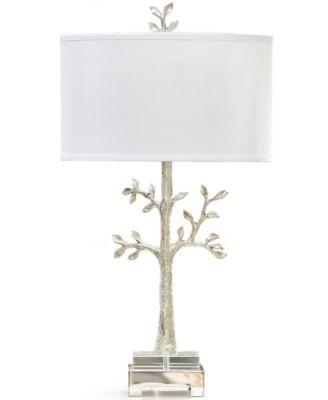 Regina Andrew Design Modern Silver Tree Table Lamp - Lighting ...