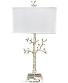 Regina Andrew Design Modern Silver Tree Table Lamp