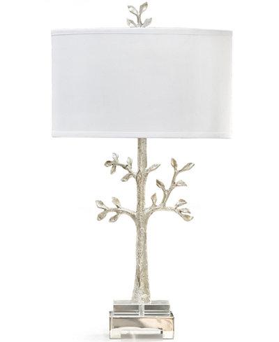Regina Andrew Design Modern Silver Tree Table Lamp - Regina Andrew Design Modern Silver Tree Table Lamp - Lighting