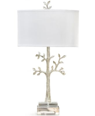 Exceptional Regina Andrew Design Modern Silver Tree Table Lamp