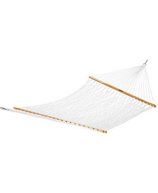 Large Original Polyester Rope Hammock, Quick Ship