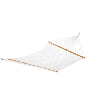 Deluxe Original  Polyester Rope Hammock , Quick Ship