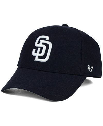 '47 Brand San Diego Padres MLB On Field Replica MVP Cap
