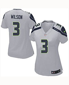 Women's Russell Wilson Seattle Seahawks Game Jersey