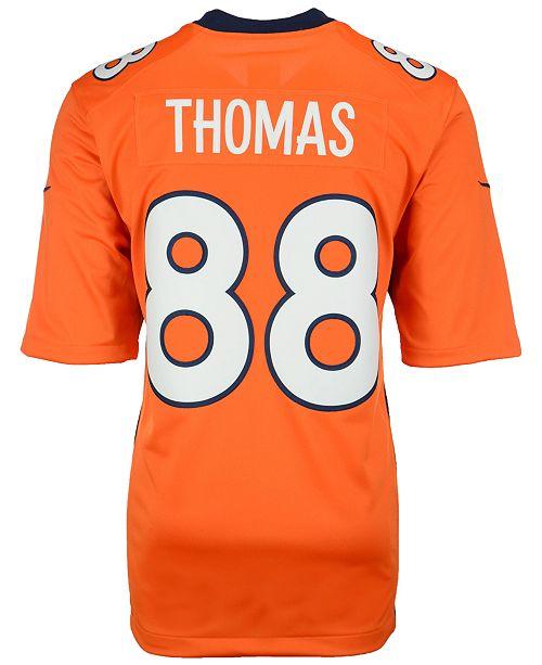 quality design 1a08c f8552 Nike Men's Demaryius Thomas Denver Broncos Limited Jersey