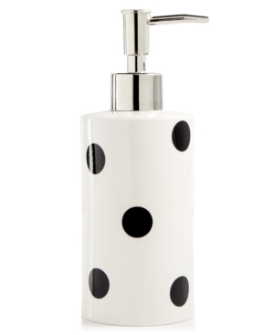 Image of Kate Spade New York Deco Dot Lotion Pump Bedding