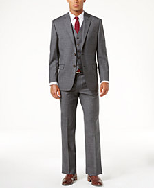 Lauren Ralph Lauren Classic-Fit Solid Ultraflex Suit Separates