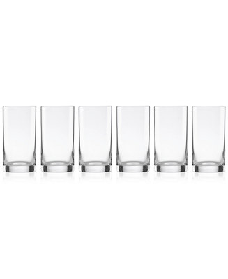 Tuscany 6 Pc. Juice Glass Set by General
