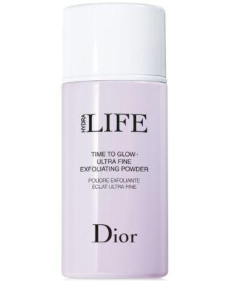 Hydra Life Time To Glow Ultra Fine Exfoliating Powder