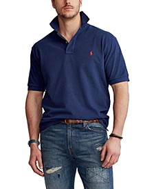 폴로 랄프로렌 Polo Ralph Lauren Mens Big & Tall Classic-Fit Cotton Mesh Polo