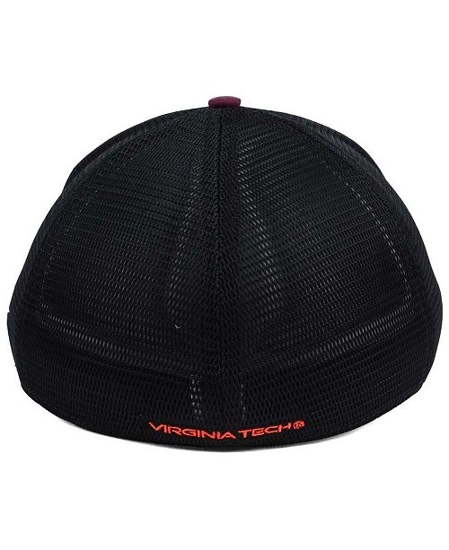 quality design 27c58 621c7 ... Nike Virginia Tech Hokies Aero Bill Mesh Swooshflex Cap ...