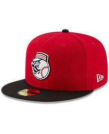 New Era Cincinnati Reds Diamond Era Spring Training 59FIFTY Cap