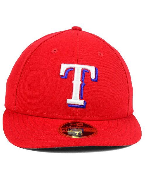 d113d0d0680 ... spain new era texas rangers low profile ac performance 59fifty cap  sports fan shop by lids