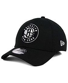 New Era Brooklyn Nets Team Classic 39THIRTY Cap